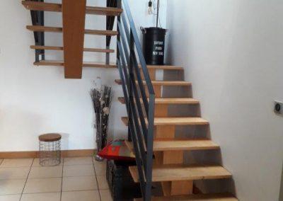 Menuiserie Delacroix Escaliers