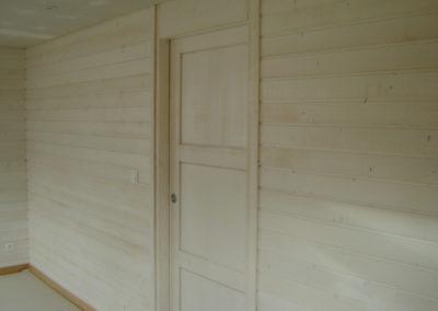 Menuiserie Delacroix porte intérieure